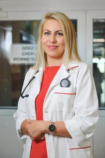 Lek. Agnieszka Szyman- Nurczyk