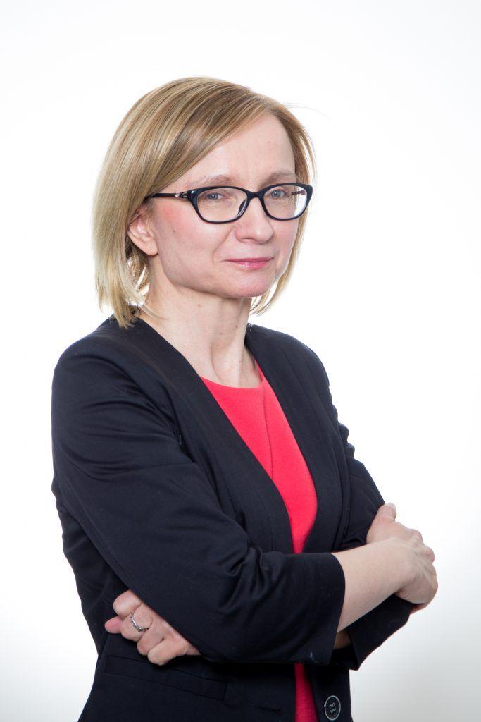 Lek. Dorota Bubnowska-Nalepa